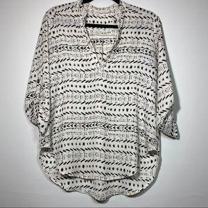 Light summer blouse